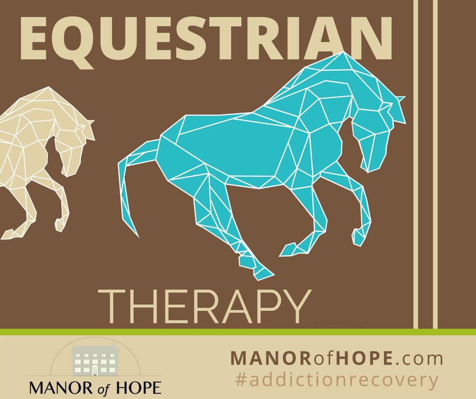equestrian therapy addiction rehab