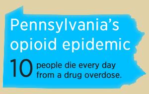 Pennsylvania's opioid epidemic