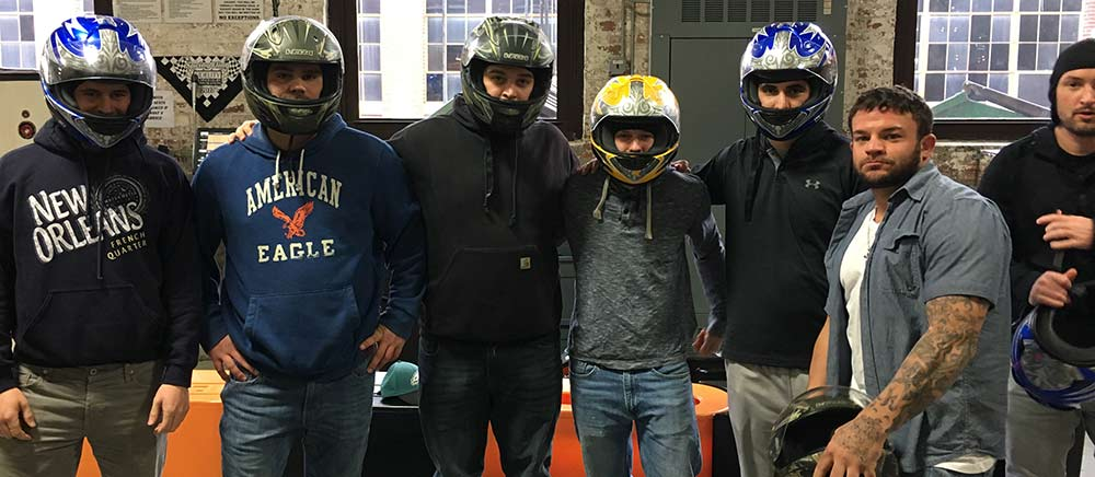 go cart racing