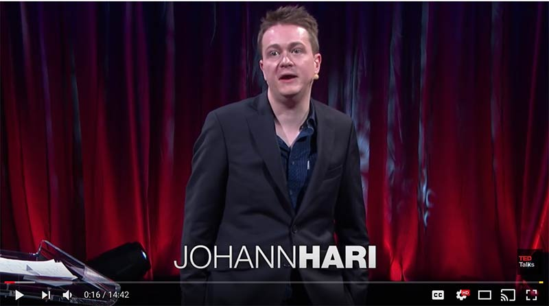 johann hari - addiction