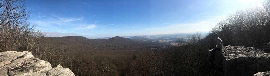 Appalachian trail overview
