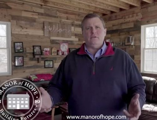 Manor of Hope's Garage Makeover