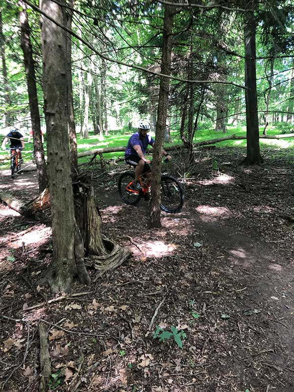 valley forge biking trails