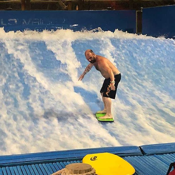 surfing inside
