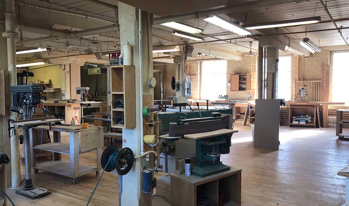 educational woodworking program