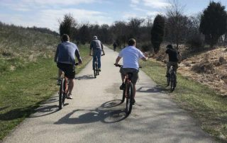 manor biking trip