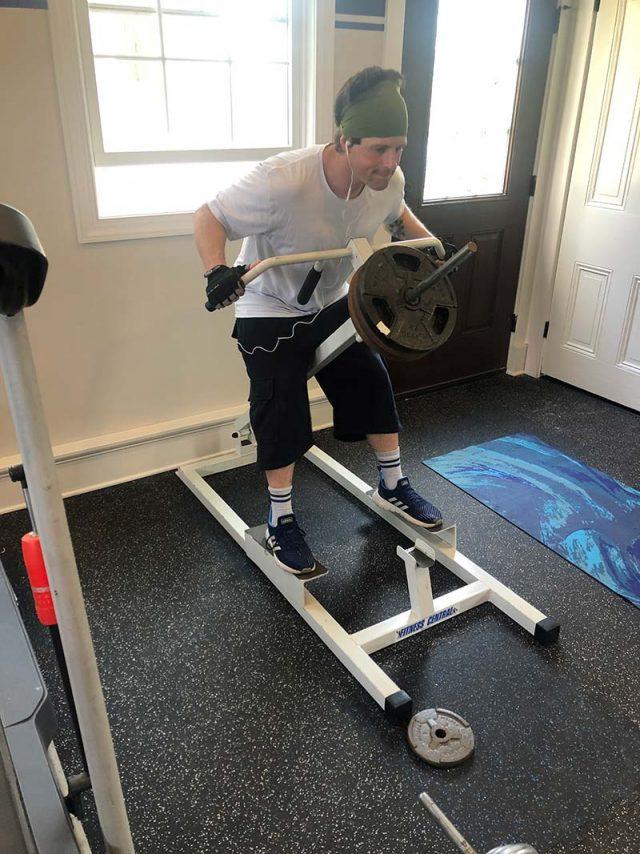 Wellness Center machines