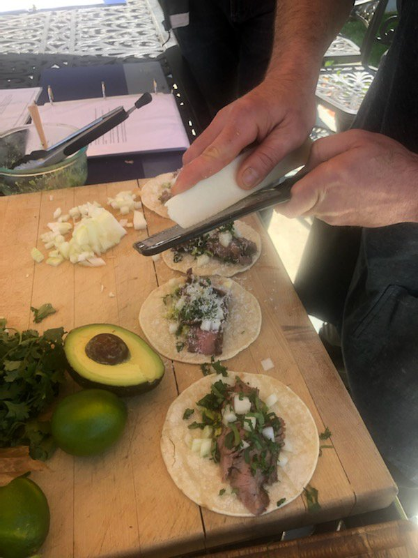 how to make tacos