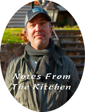andrew deery notes from the kitchen