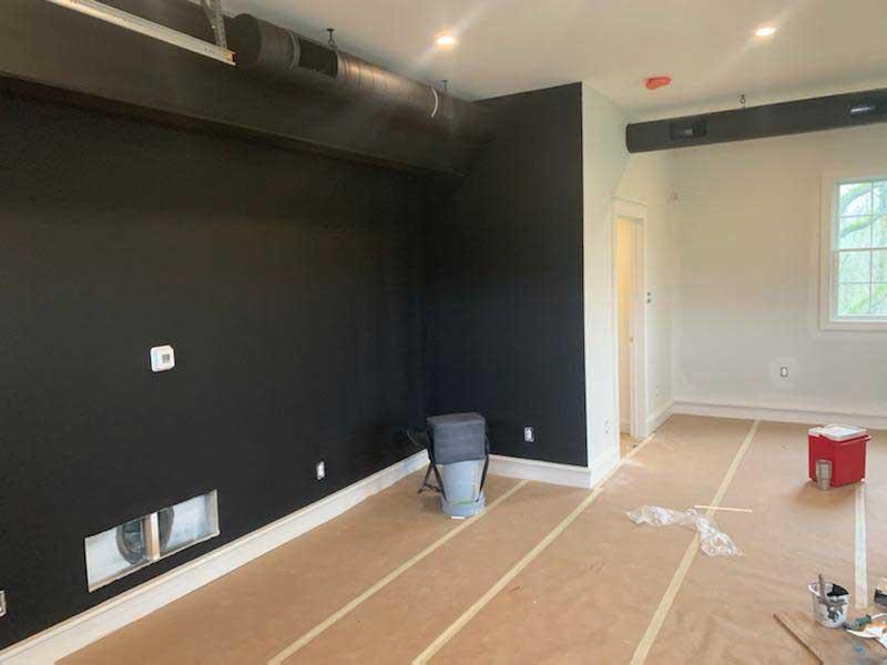 wellness center construction