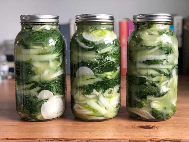 kimchi canned