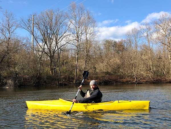 canoeing - manor of hope