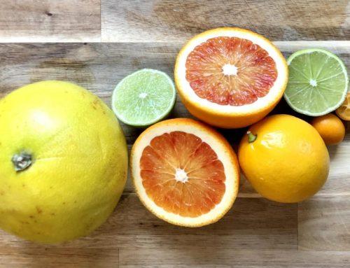 Culinary demo – Citrus Fruits