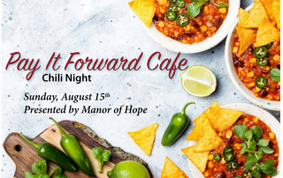pay it forward cafe
