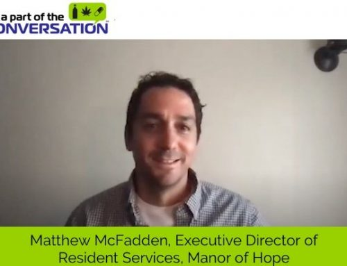 Matthew McFadden, talks about pet ownership and rehabilitation