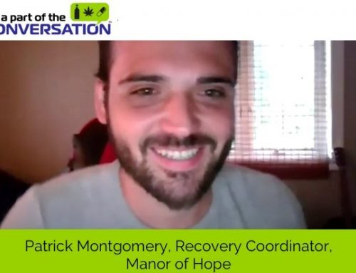 Patrick Montgomery, talks about the positive aspects of music and rehabilitation