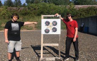 shooting range safety